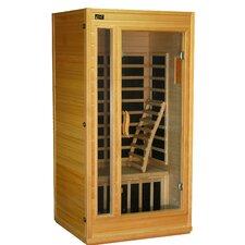 GASC 1-2 Person Carbon FAR Infrared Sauna