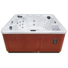 6-Person 81-Jet Hot Tub