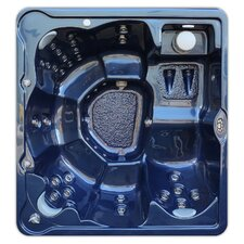 6 Person 40 Jet Spa with Mp3 Auxilary Hookup