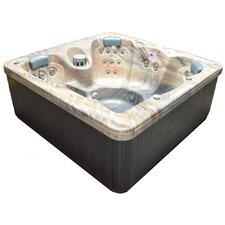 5 Person 30 Jet Spa with Perimeter LED Lighting