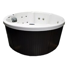 4-Person 14-Jet Plug and Play Spa