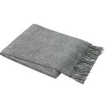 Glen Plaid Throw Blanket
