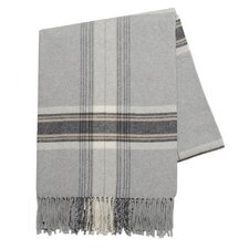 Plaid Signature Throw Blanket