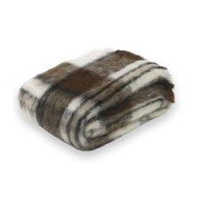 Brushed Alpaca Wool Throw