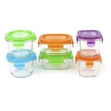 12-Piece Baby Starter Storage Container Set