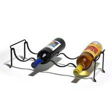 Ashley 4 Bottle Tabletop Wine Rack