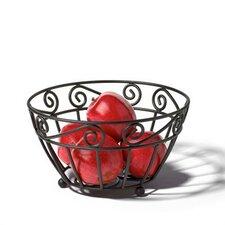 Scroll Fruit Bowl