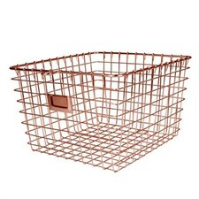 Steel Storage Basket