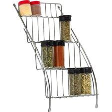 In-Drawer Spice Rack in Chrome