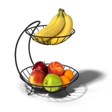 Yumi 2 Tier Fruit Basket