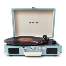Cruiser Portable 3-Speed Turntable