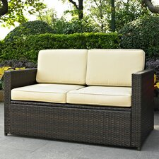 Palm Harbor Loveseat with Cushions
