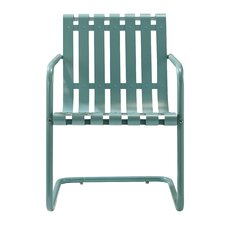 Gracie Retro Spring Arm Chair