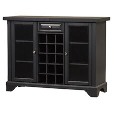LaFayette Sliding Top Bar Cabinet