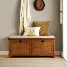 Adler Wood Entryway Bench