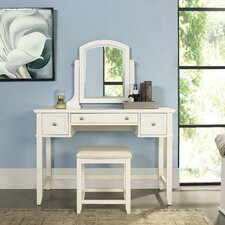 Vista Vanity Set with Mirror