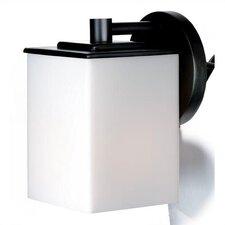 Midnight 1 Light  Wall Lantern