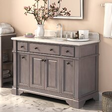 "Casanova 48"" Single Vanity Set with Backsplash"