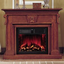 New Port Electric Fireplace Insert
