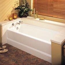 """Everyday Essentials 60"""" x 30"""" Soaking Bathtub"""