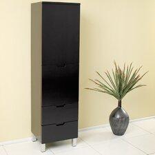 """Bathroom 15.75"""" x 58"""" Linen Cabinet"""