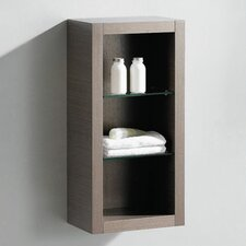 "Fresca 30"" x 15.75"" Wall Mounted Linen Cabinet"