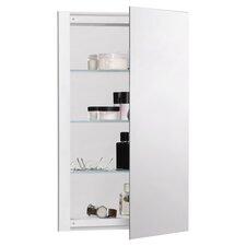 """R3 Series 20"""" x 26"""" Recessed Beveled Edge Medicine Cabinet"""