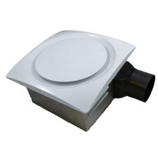 SlimFit 80-140 CFM Energy Star Bathroom Fan