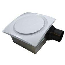 80-140 CFM Energy Star Bathroom Fan with Sensor