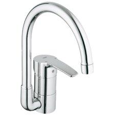 Eurostyle Single Handle Single Hole Standard Kitchen Faucet