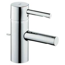 Essence Single Handle Single Hole Bathroom Faucet