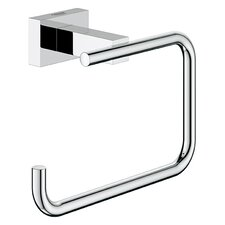 Eurocube Wall Mounted Cube Toilet Paper Holder