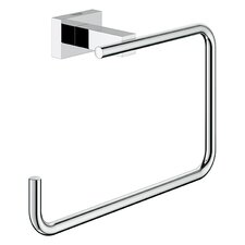 Essentials Wall Mounted Cube Towel Ring