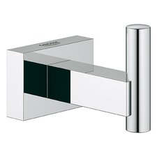 Essentials Wall Mounted Cube Robe Hook
