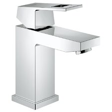 Eurocube Centerset Single Hole Bathroom Faucet