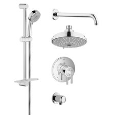 GrohFlex Thermostatic Tub and Shower Faucet