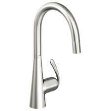 Ladylux3 Single Handle Single Hole Standard Kitchen Faucet