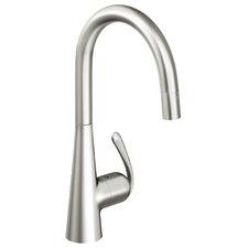 Ladylux3 Single Handle Single Hole Standard Kitchen Faucet