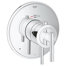 GrohFlex Timeless Dual Function Thermostatic Trim with Control Module
