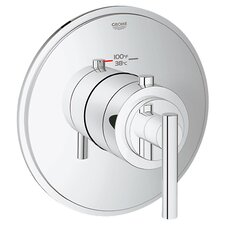 GrohFlex Timeless Custom High Flow Shower Thermostatic Trim with Control Module