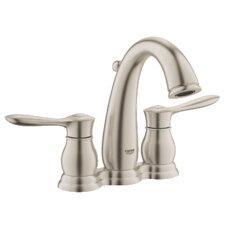 Parkfield Double Handle Centerset Bathroom Faucet