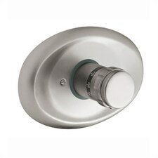 Grohtherm Thermostatic Trim with Ring Handle