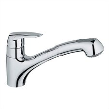 Eurodisc Single Handle Single Hole Standard Kitchen Faucet