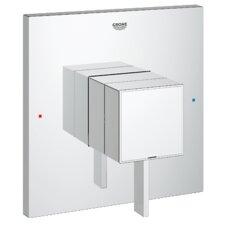 GrohFlex Cosmopolitan Square Thermostatic Valve Trim w/out Volume Control