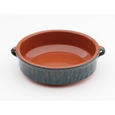 Non-Stick Round Terracotta Dish