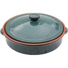 Non-Stick 25cm Round Terracotta Dish