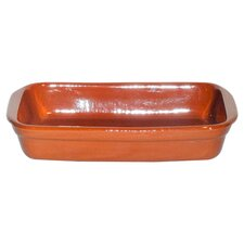 Terracotta Rectangular Dish
