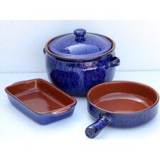 Emilio 3-Piece Non-Stick Cookware Set