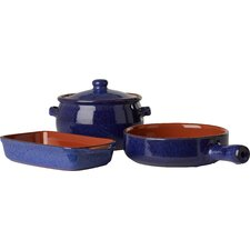 Emilio 3-Piece Non-Stick Cookware Set