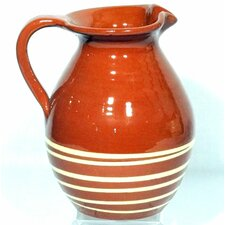 Terracotta Traditional Pitcher